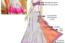 Dress With matterial