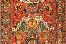 интересные ковры Hand made