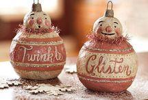 Christmas Stuff / by Nancy Rixie-Plush