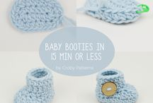 baby shoes knit an crochet