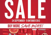 The Sale / The Body Shop Indonesia Anniversary - The Sale