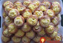 1 aa tvarohové koláčky