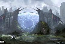 Sci fi Portal