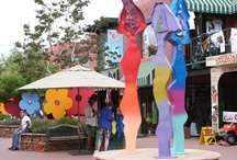Things to see & do in SMSP District / Sedona Main Street District is the historic business core