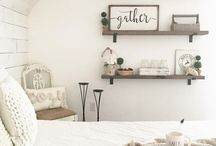 [ White Bedding ] / White bedroom design inspirations with the fresh and clean crispy white bedding ideas.