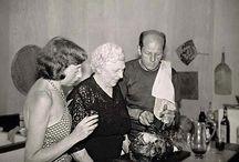 I RICETTARI D'ARTE / Visiterò i vostri studi d'arte, le vostre cucine... Ci racconteremo attraverso le vostre opere mentre voi mi cucinerete un pranzo, una cena. Così nasceranno I RICETTARI D'ARTE, che presto diventeranno Magazine