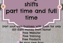 selling avon hiring