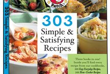 303 Simple & Satisfying Recipes | Gooseberry Patch Cookbook / Recipes from our cookbook, 303 Simple & Satisfying Recipes, that have been featured by some of our favorite bloggers! The names of the dishes are in the descriptions...click through for complete recipes.  / by Gooseberry Patch