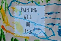 Rain /rainbows/colors