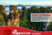 STUDY ABROAD IN GERMANY CONSULTANTS IN MUMBAI, INDIA - RIYA EDUCATION / Germany is one of the most attractive locations for students worldwide. Students who wish to study in Germany get in touch with Riya Education. #studyinGermany #whystudyinGermany #Germany #educationinGermany #abroadeducationinGermany #consultants #educationconsultants #educationconsultantsforgermany