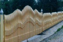 заборы изгородь ограды