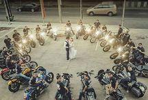 Biker Wedding Ideas
