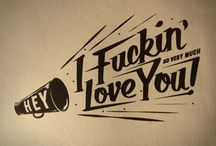 Typography / by Ashley Ong