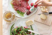 Food | Salate / Auf dieser Pinnwand teile ich Salat-Rezepte von mir und euch!