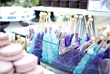 Color of Wedding Trends 2014 / The most popular color wedding trends of 2014.