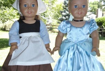 American Girl Doll  / by Christine Kleinmann