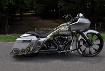 Amazing Bikes / by Marie Lawson