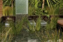 Landscaping  - water features