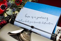 Gästebuch für deine Hochzeit / Kreative Ideen für Gästebücher