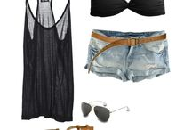 Summer clothes :) / by Averey Merrell