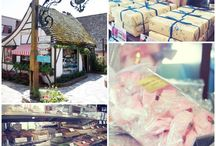 Charming Carmel, CA / No place like it! Check out places to go, things to do and see!