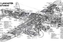 Planes / Lancaster