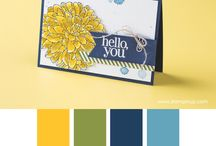 Stampin' Up! - Color Combinations