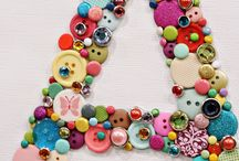 For the Love of Buttons! I'm seeing Dots! / by Christina Delp