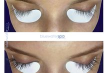 Eyelash Extensions- Blue Water Spa Raleigh, NC