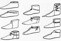 Viking Age Shoes