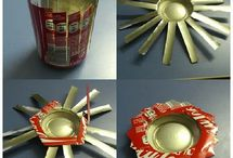 Up cycle it , recycle it / Lovely Bits and pieces for garden and home, made from things you may otherwise throw away