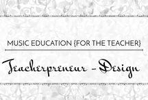 Teacherpreneur - Design