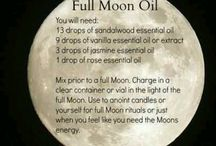 Moon oil / by Melissa Resnick