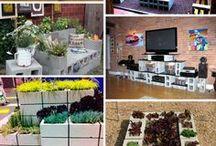 Reciclar y jardineria