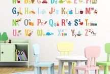 Kids Room: Wall Stickers