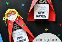 teacher appreciation / by Andrea Bancroft