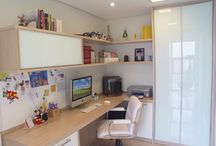 quarto/home office