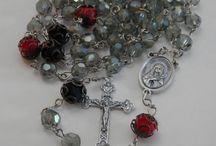 My handmade rosaries on ebay
