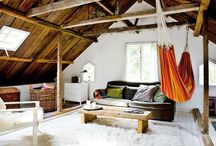 Inspiration Rooms / by Katie Baroost