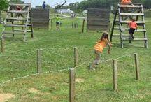 Lasten leikkipaikkoja