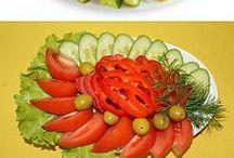 dorty zeleninové