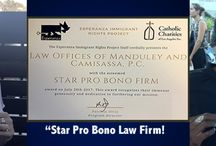 """Star Pro Bono Law Firm!"