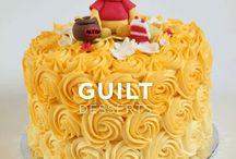 Homemade Children's Cake Ideas