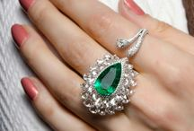 TWO FINGER RING AND DOME RING