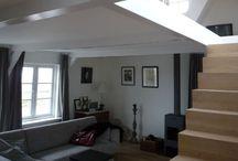 my projects / projecten gerealiseerd door Dineke Dijk Architecte