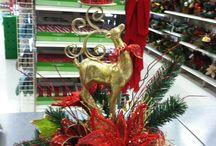 sleigh decorations