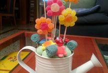 cosas dulces