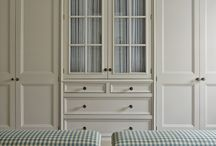closet ideas / Beautiful built in closet ideas
