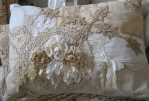 Shabby Chic and Vintage Pillow and Cushion