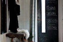 Chalkboards [tavler]